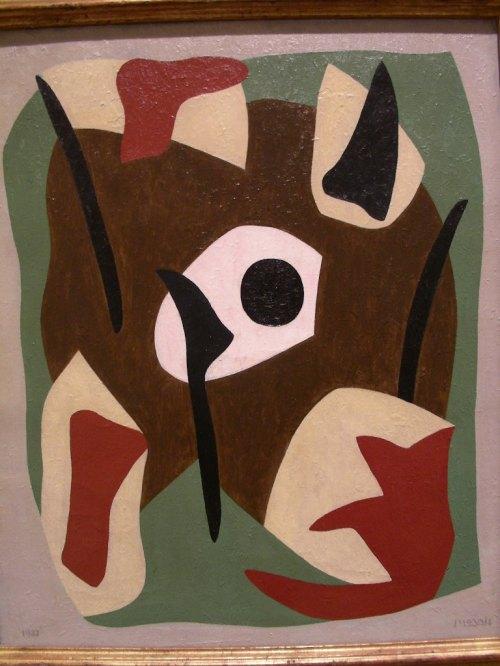 Concretion - George Lovett Kingsland Morris, 1937