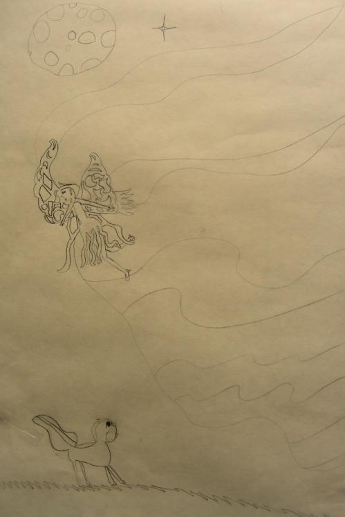 Fairy Fan Art